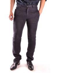 Yohji Yamamoto - Men's Mcbi317003o Black Linen Jeans - Lyst