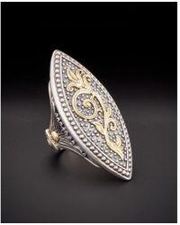 Konstantino - Hebe 18k & Silver Ring - Lyst