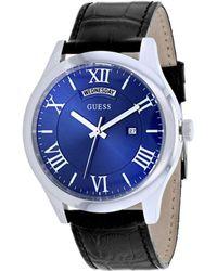Guess - Men's Metropoliton (w0792g1) Watch - Lyst
