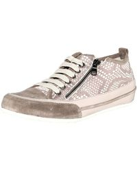 Charles David - Womens Angela Leather Low Top Lace Up - Lyst