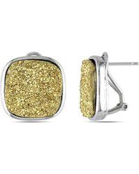 Catherine Malandrino - Gemstone Earrings - Lyst
