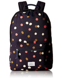 Fossil - Ella Polka Dot Backpack - Lyst