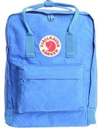 Fjällräven Kånken - Men's Light Blue Polyamide Backpack - Lyst