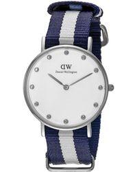 Daniel Wellington - Women's Glasgow (dw00100082) Watch - Lyst