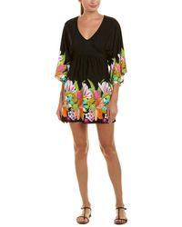 Trina Turk - Bouquet Floral Tunic - Lyst