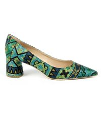 Andrew Charles by Andy Hilfiger - Andrew Charles Womens Pump Multicolor Eva - Lyst