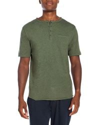 Unsimply Stitched - Henley - Lyst