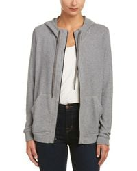 Three Dots - Brushed Hoody - Lyst