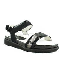 Earth - Womens 801537wlin-973 Blackmulti Ankle Strap Sandals - Lyst