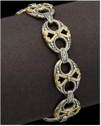 Konstantino - Hebe 18k & Silver Bracelet - Lyst