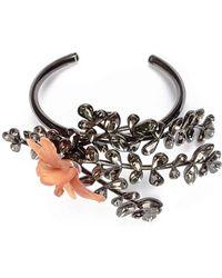 DSquared² - Women's Orange Metal Bracelet - Lyst
