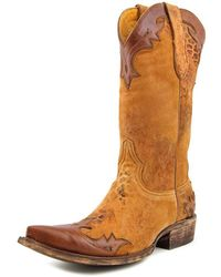 """Old Gringo - Villa 13"""" Women Pointed Toe Leather Western Boot - Lyst"""