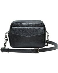 Mofe - Orenda Dual Compartment Structured Camera Bag-style Crossbody With Adjustable Shoulder Strap - Lyst