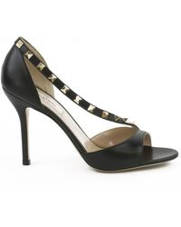 Valentino Lace Rockstud d'Orsay Pumps clearance explore nrdHnE151v