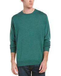 Peter Millar - Crown Soft Merino Wool & Silk-blend Crewneck Jumper - Lyst