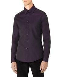 Reiss - Dimarco Slim Fit Shirt - Lyst