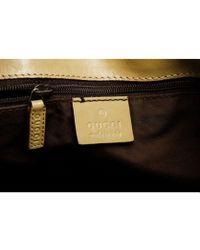 b32f8a7ccdc Gucci Black Ssima Nylon Shopper Tote Bag in Black