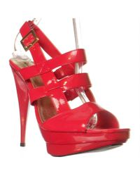Michael Antonio - Womens Neal Open Toe Special Occasion Platform Sandals - Lyst