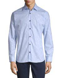 Jared Lang - Polka Dot Shirt - Lyst
