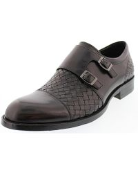 Zanzara - Mahler Leather Monk Strap - Lyst