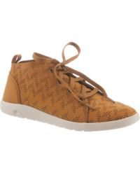 BEARPAW - Gracie High Top Trainer - Lyst