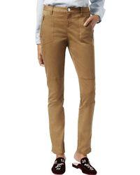 INC International Concepts - Inc Womens Skinny Leg Zipped Ankle Cargo Pants - Lyst