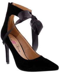 Penny Loves Kenny - Women's Manage Ankle Tie Stiletto - Lyst