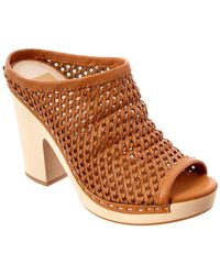 Dolce Vita - Brooks Leather Sandal - Lyst