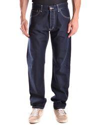 Ballantyne - Men's Mcbi032056o Blue Cotton Jeans - Lyst