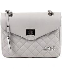 Andrew Charles by Andy Hilfiger - Andrew Charles Womens Handbag Grey Azalea - Lyst