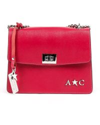 Andrew Charles by Andy Hilfiger - Andrew Charles Womens Handbag Fuxia Melody - Lyst