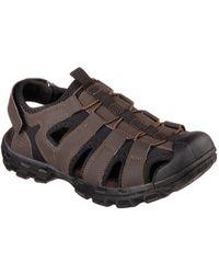 Skechers - Men's Conner Sandal - Lyst