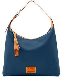 Dooney & Bourke - Patterson Leather Large Paige Sac Shoulder Bag - Lyst