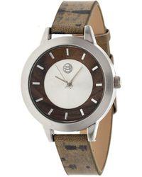Earth - Autumn Silver Watch - Lyst