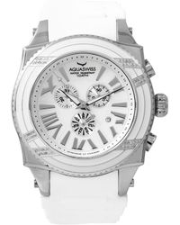 Aquaswiss - Swissport Xg Diamond D Men's Watches - Lyst