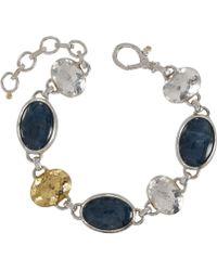 Gurhan - Jordan Hue Sterling Silver Apatite Bracelet - Lyst