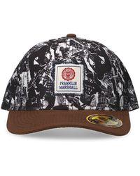 Franklin & Marshall - Men's Black Polyamide Hat - Lyst