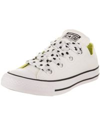 cbcb4f082bf3b8 Converse - Women s Chuck Taylor All Star Big Eyelets Ox Casual Shoe - Lyst