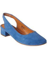 Seychelles - Electric Suede Slingback - Lyst