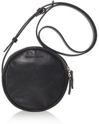 Joanna Maxham - Circle Bag In Black - Lyst