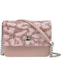Class Roberto Cavalli - Pink Milano Bag Medium Milano Rmx 0 - Lyst