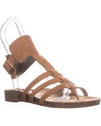 2b9e00e62d6a Sam Edelman - Circus By Katie Ankle Strap Flat Sandals