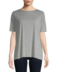 Cheap Monday - Back Vent Tee - Lyst