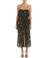 Lucca Couture | Floral Jumpsuit | Lyst
