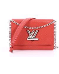 Louis Vuitton - Twist Handbag Epi Leather Mm - Lyst