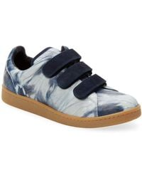 Jérôme Dreyfuss - Tie-dye Leather Sneaker - Lyst