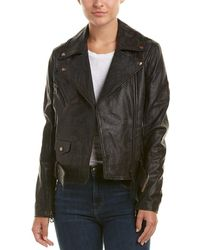 Robert Graham - Leather Jacket - Lyst