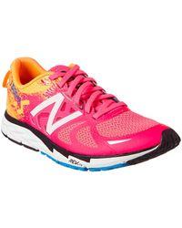 51aafcd7380e Lyst - Reebok Women s Skyscape Runaround 2.0 Sneaker in Pink