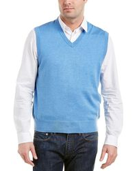 Brooks Brothers - Vest - Lyst