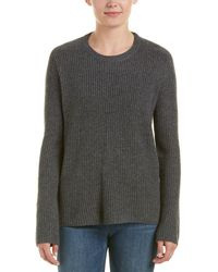 A.L.C. - Peter Wool-blend Open Back Sweater - Lyst